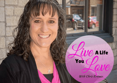 Ep. 21 – Cooking for Weight Loss: Lighten Up Your Favorite Recipes – with Chris Kramer