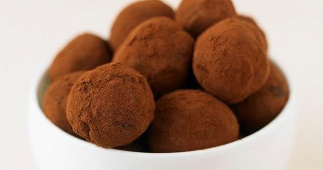 Choco-Mint Treats